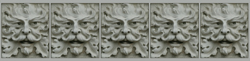 GREEN MAN EXHIBIT