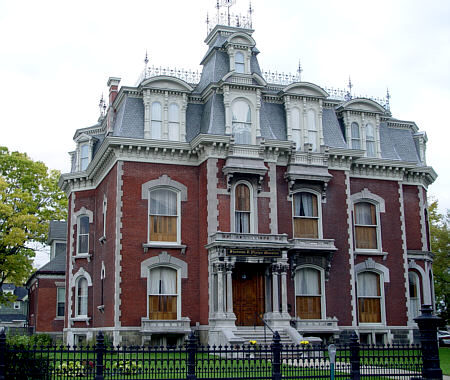 Nyslandmarks Com Phelps Mansion