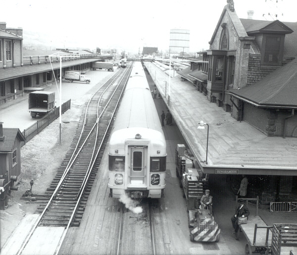 Nyslandmarks Com Lackawanna Railroad Station